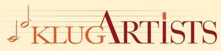 Klug Artists logo