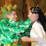 Paul as Papageno, St Margarethen, Summer 2010
